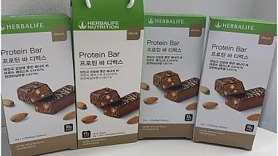 단백질 간식 허벌라이프 프로틴바